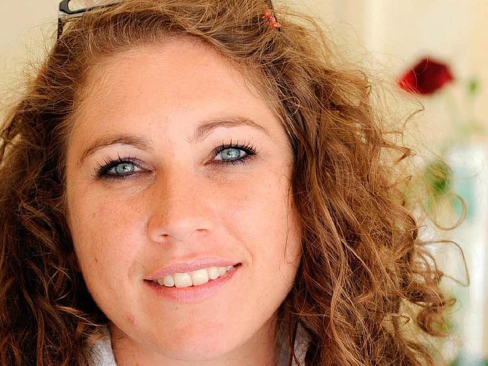 Umworben von der UL: Ariane Pflaum, di...burg im neuen Gemeinderat sitzen wird.    Foto: Rita Eggstein