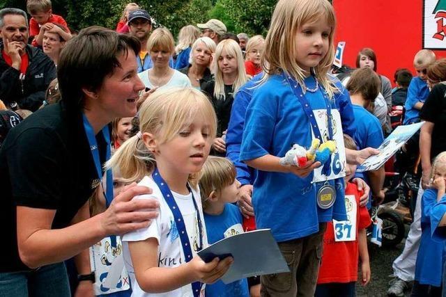 340 Kinder starten beim Sonnwendlauf in Seelbach