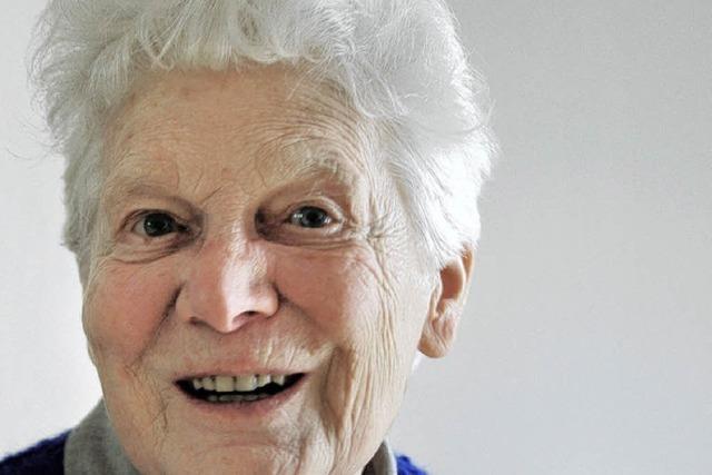 Große Dame des Umweltschutzes
