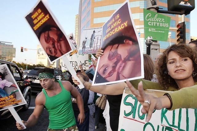 Interner Machtkampf im Iran
