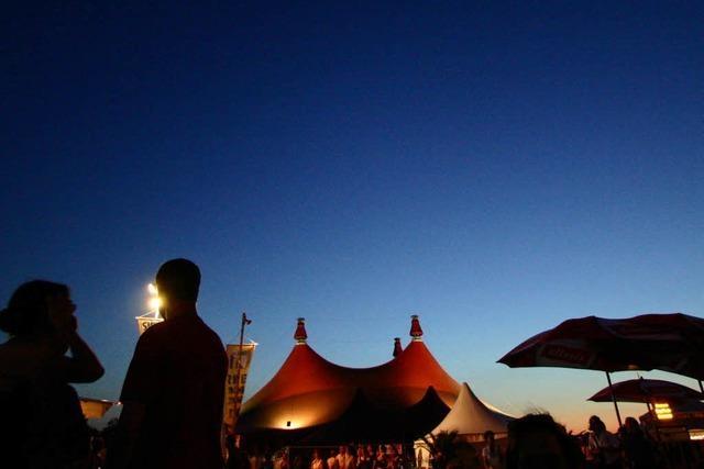Freiburger Zelt-Musik-Festival
