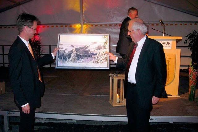 Firma Fritz Baur feiert 100-jähriges Bestehen