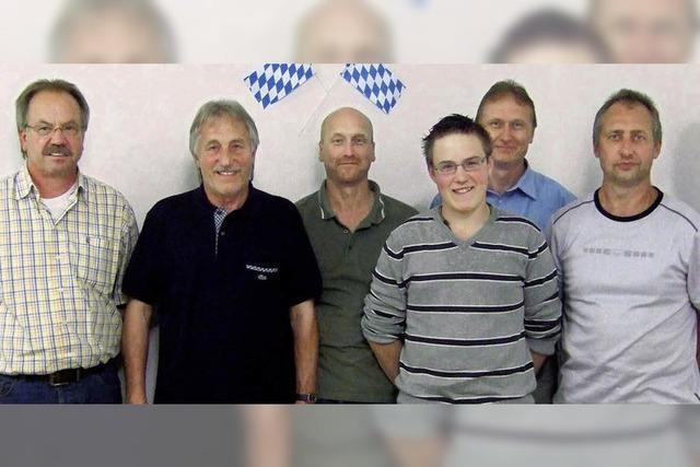 Konrad Wernert bleibt Chef der Kegler