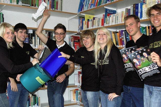 Grimmelshausen-Gymnasium: Abiturienten sagen adieu