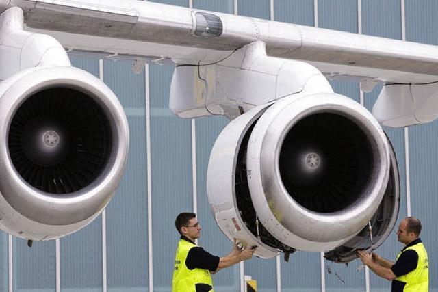Euro-Airport zeigte sich 2008 als echter Jobmotor