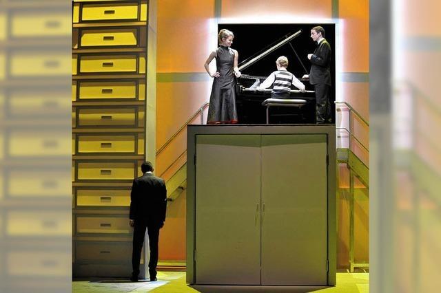 Das Alte Schauspielhaus Stuttgart gastiert bei den Freiburger Theatertagen