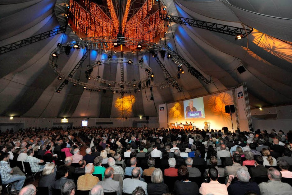Das gefüllte Dome
