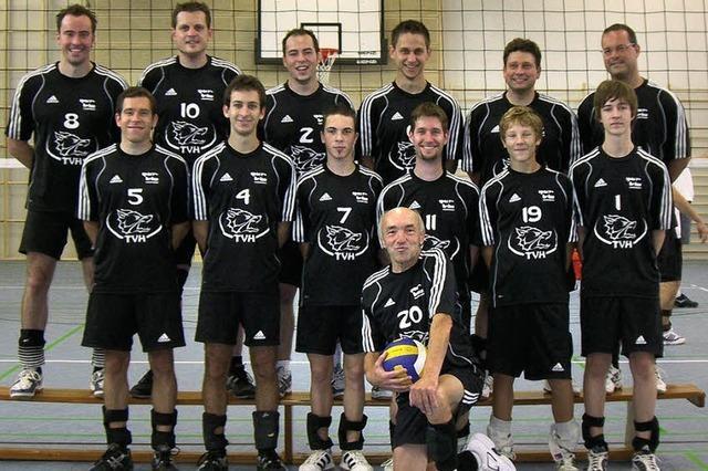 Erfolgreiches Jahr für die Hartheimer Volleyballer