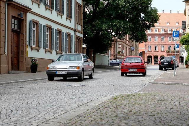 Urteilsplatz wird keine Fußgängerzone