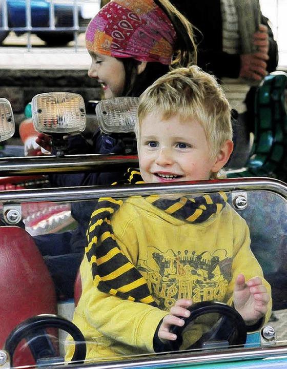 Guck mal, ich kann Auto fahren: Er kan...gerfest wieder hinters Steuer setzen.   | Foto: archivfoto: W. Künstle