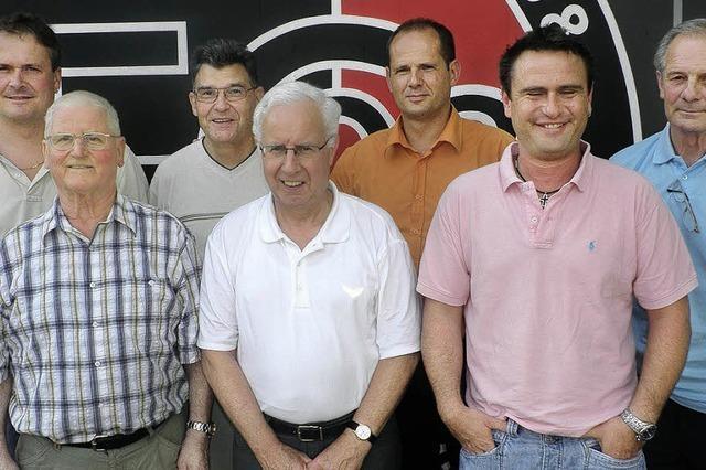 Neuer Vorstand für FC-08-Förderverein