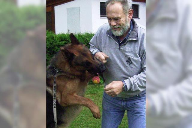 Schäferhundeverein feiert groß am Wochenende
