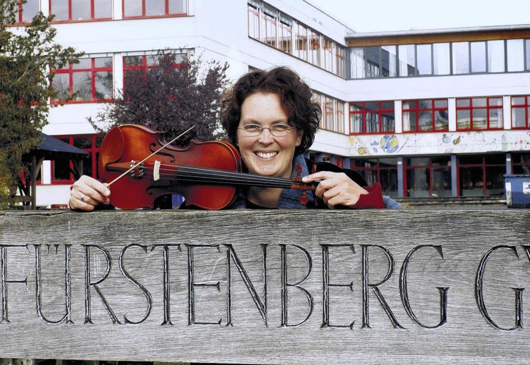 Die erste Geige in der Beliebtheit der...ldungsdruck aufs Gymnasium mildern.     | Foto: BZ