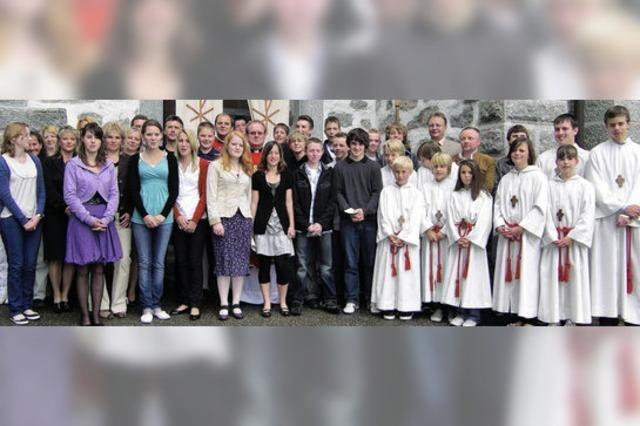 Bilder des Tages: FESTTAG IN HIERBACH