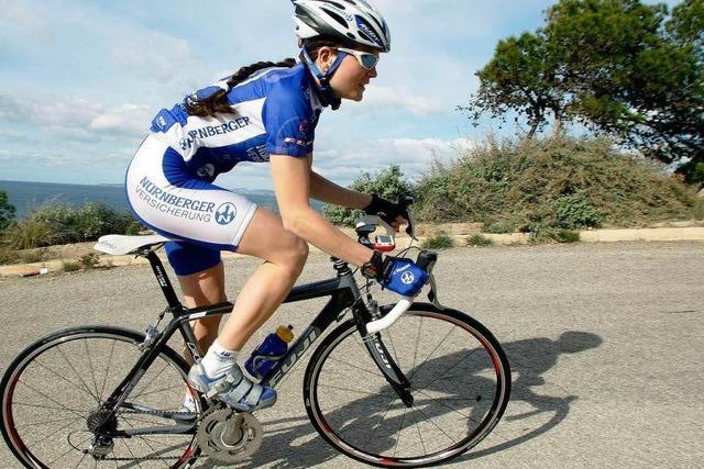 Profi-Radlerin Bianca Purath: Gelbes Trikot und große Ziele