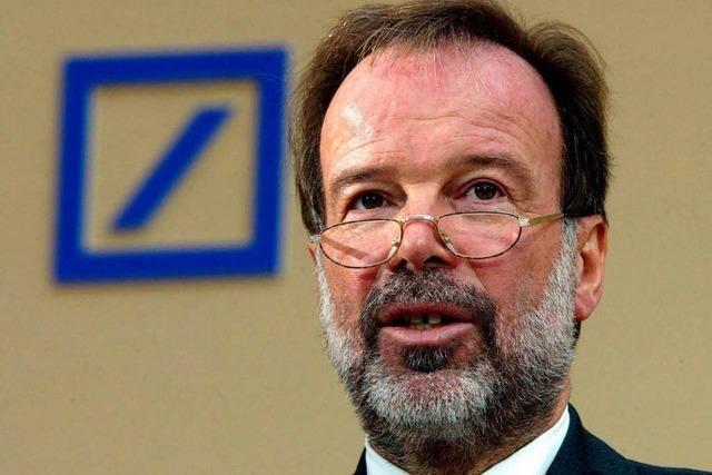Deutsche Bank: 2010 wächst die Wirtschaft