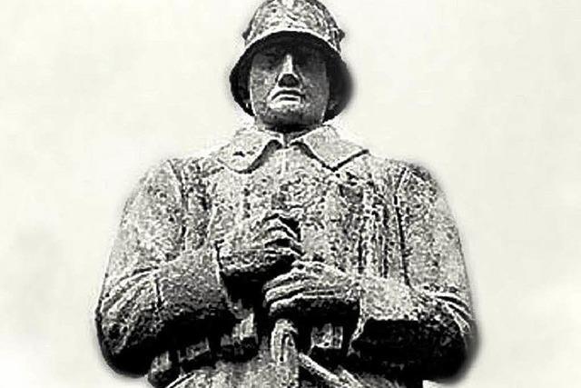 Bürgermeister von Schuttertal räumt Fehler in Sachen Kriegerdenkmal ein