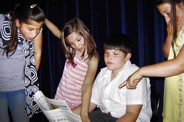 Schüler können ihre besonderen Talente zeigen