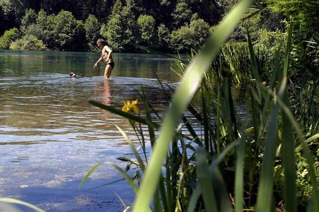 Einwandfreies Badevergnügen