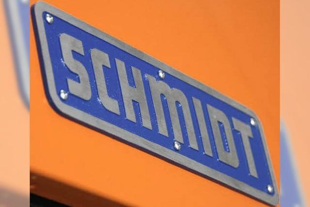 IG Metall droht der Schmidt Holding