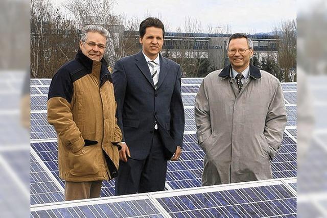 Vorne in der Solar-Bundesliga dabei