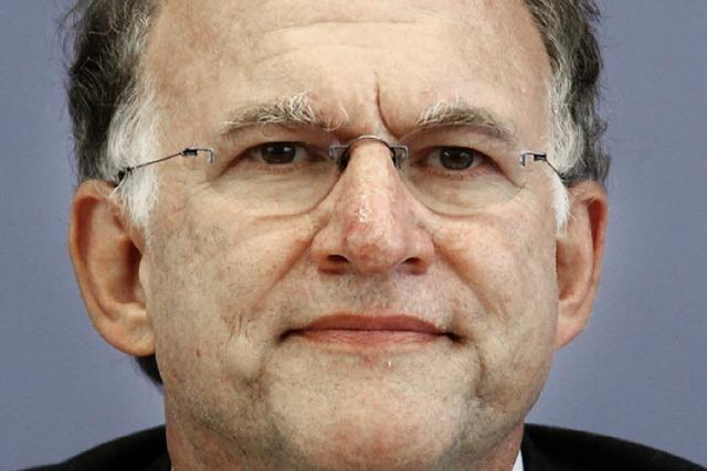 Peter Schaar ist zufrieden mit dem Datenschutzgesetz