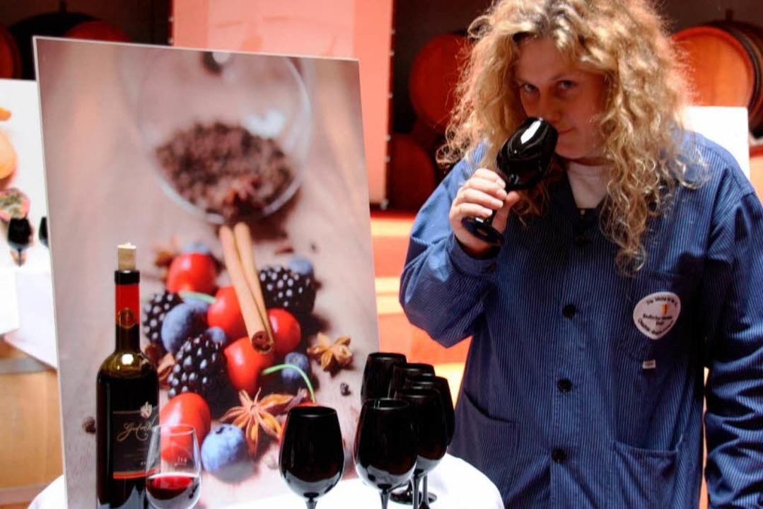 Rund um den Wein und seine Erzeuger dr... Winzerfest im Badischen Winzerkeller.  | Foto: Christine Aniol