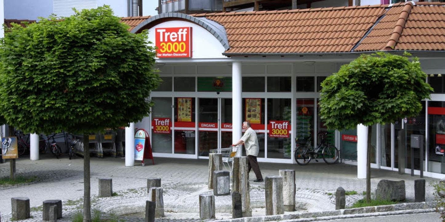 <Bildtext>Der Treff-Markt in Ebringen ... Wochenmarkts könnte sich das ändern.   | Foto: Silvia Faller