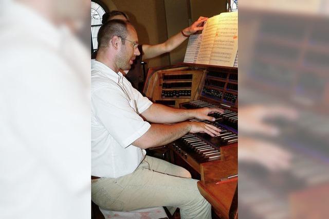 Orgelwerke aus der Seine-Metropole