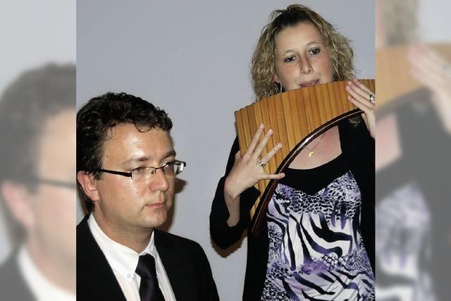 Virtuoses und vielfältiges Flötenspiel