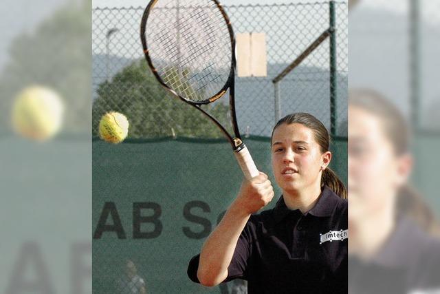 Kein gutes Wochenende für die Freiburger Tennis-Cracks