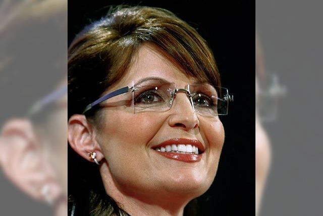 Sarah Palin gibt Rätsel auf