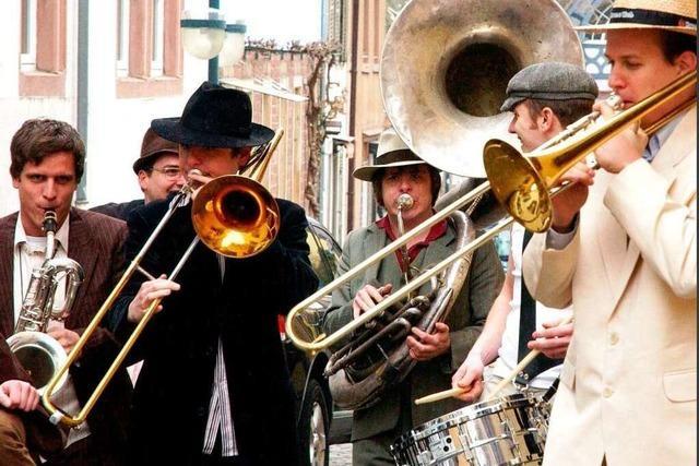 Blassportgruppe Südwest: Viva la Blasmusik!