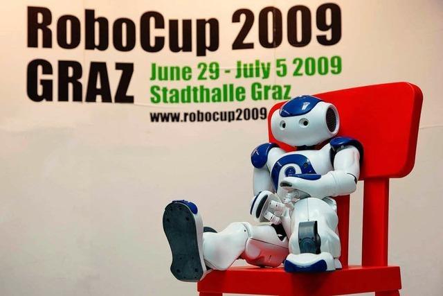 Robocup: Uni Freiburg ist Weltmeister