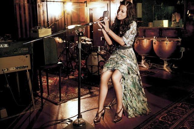 Die Sängerin