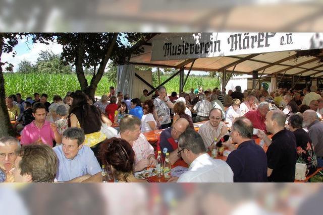 Fischerfest: Besucher genießen länger