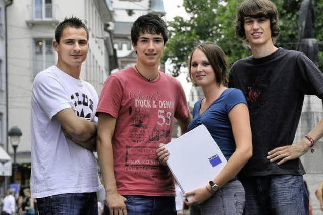 SPANNENDE ZEITEN: Lehrjahr Nummer zwei steht vor der Tür