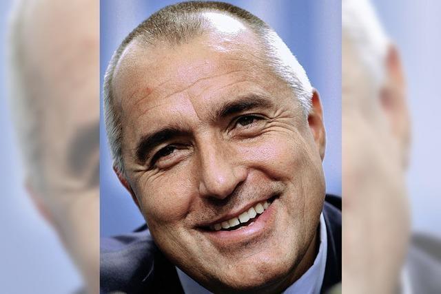 Boiko Borissow: Vom Karatetrainer zum Regierungschef