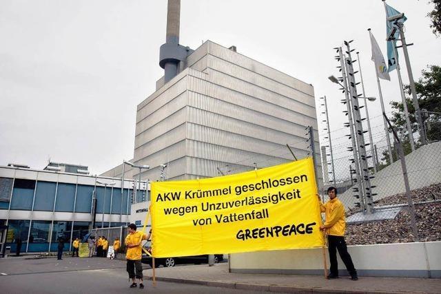 Die Atomkraft spaltet die Parteien