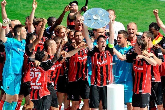 Die ersten Gegner des SC Freiburg