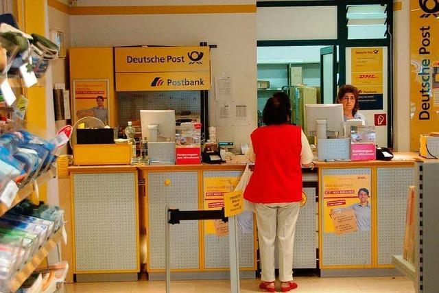 Post strukturiert in Bad Krozingen um