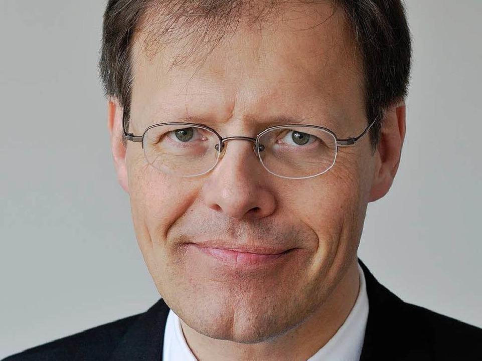 Der Ärztliche Direktor: Wolfgang Holzgreve     Foto: BZ