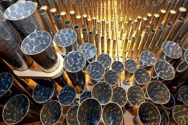 So klingt die neue Orgel im Freiburger Münster