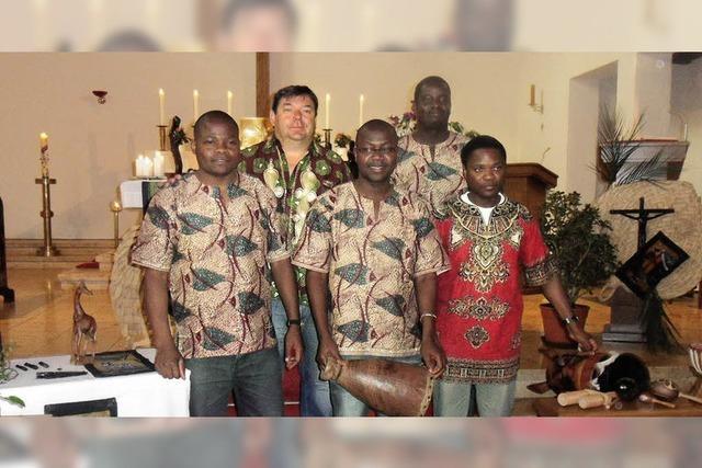 Zum Jubiläum kommen auch Gäste aus Afrika
