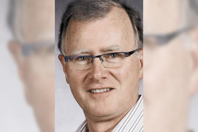 Franz Albert an der Spitze der CDU-Fraktion