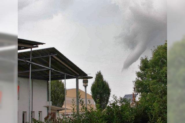 ÜBRIGENS: Tornado im TV