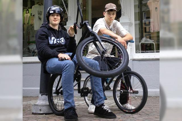 Die Freiheit auf zwei Rädern