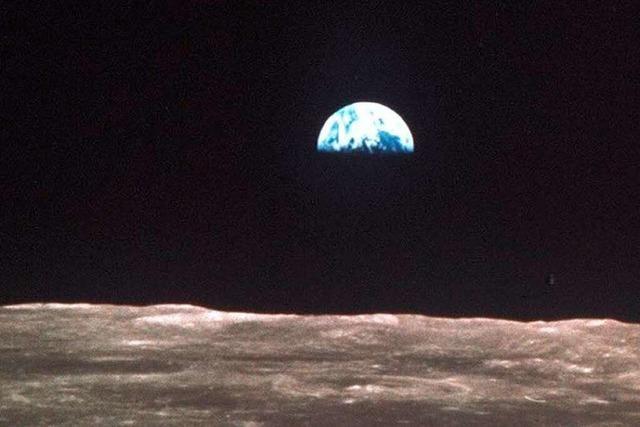 Die aufregendsten Bilder des Mondes