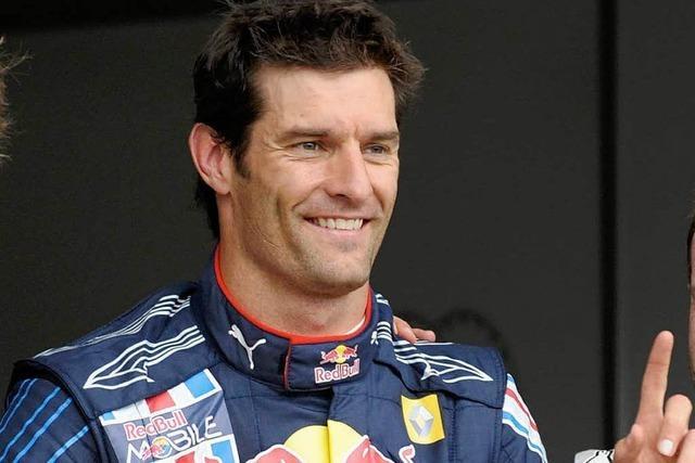 Dämpfer für Sebastian Vettel
