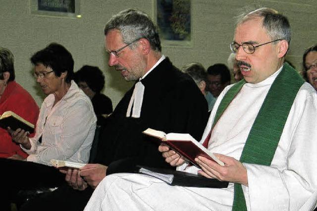 Pfarrer Clemens Ickelheimer nimmt Abschied vom Bleichtal